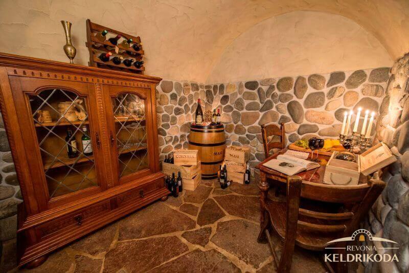 Weinkeller auf Hiiumaa